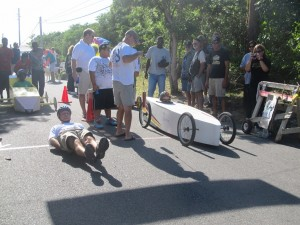 2011 Big Hill Boxcart Derby in Hopetown Abaco