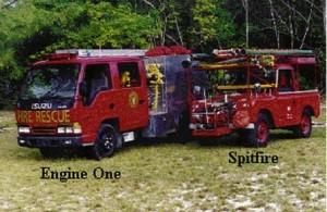Hopetown Firetruck Restoration Project