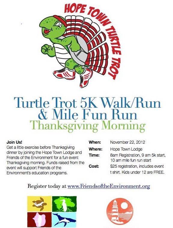 Hopetown Turtle Trot 5K 2012