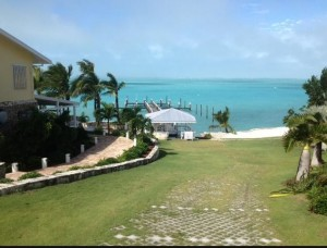 Firefly Resort Abaco during Eye of Hurricane Sandy Oct 26 2102