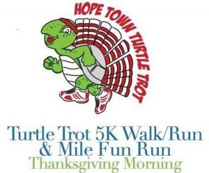 Hopetown Turtle Trot 2013