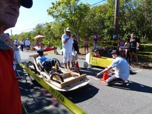 Hopetown Big Hill Box Cart Derby