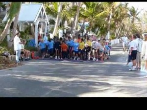 2012 Hopetown Turtle Trot Fun Run Video and Pictures