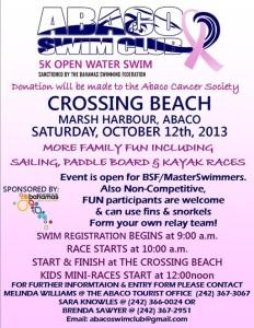 Abaco 5K Open Water Swim
