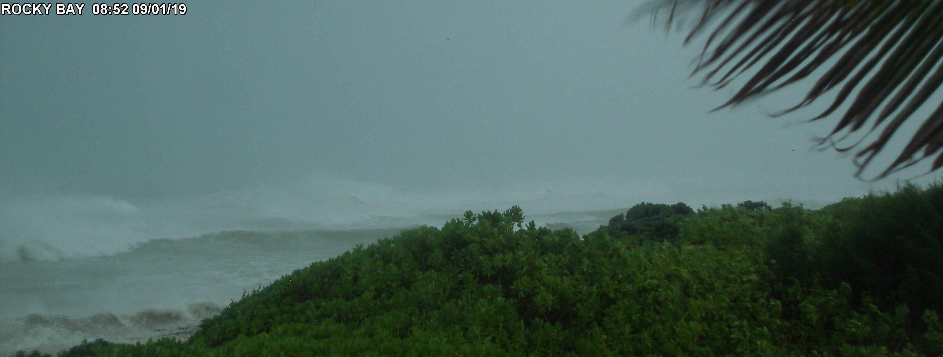 Hurricane Dorian in the ABACOS
