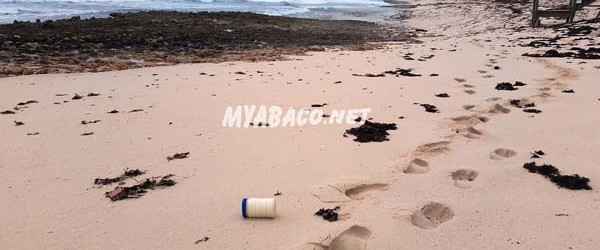 El Faro Debris Washing up on Abaco Bahama Beaches